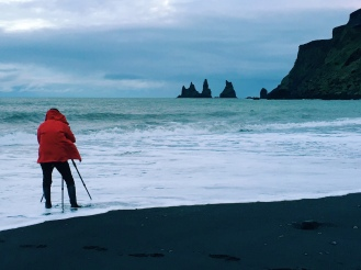 Black Sand Beach Vik