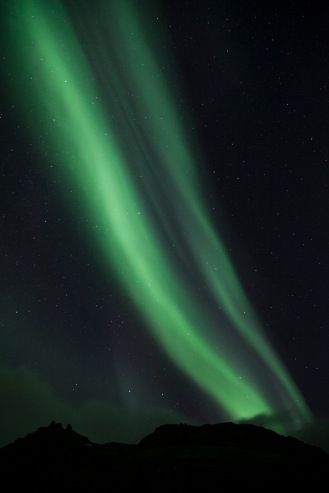 Norther lights, Arc Aurora