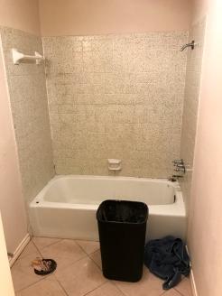 toilet gone